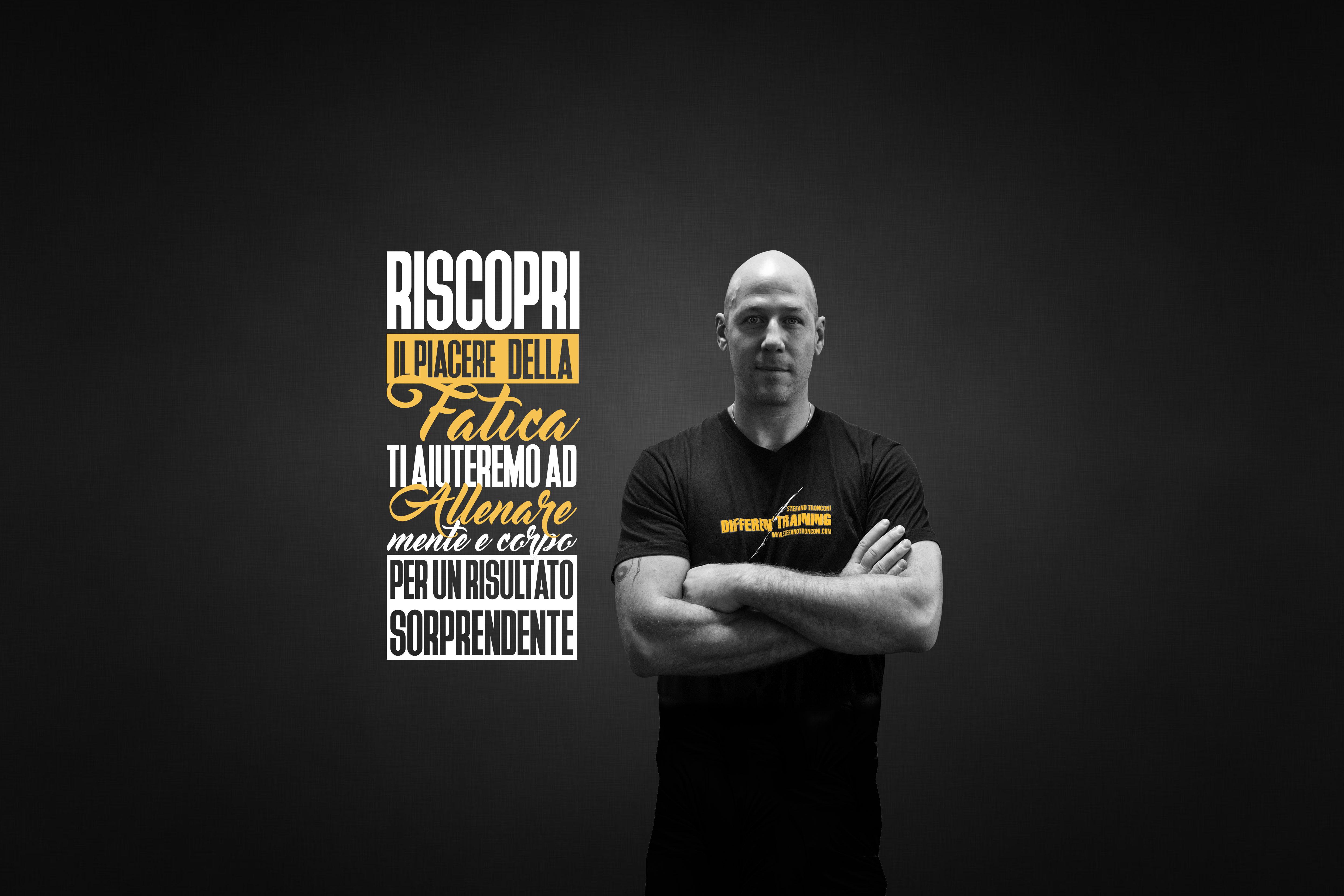 Stefano Tronconi, il Personal Trainer a Firenze che può guidarti verso il risultato migliore. Dimagrimento, estetica, salute, benessere, sport e prestazione