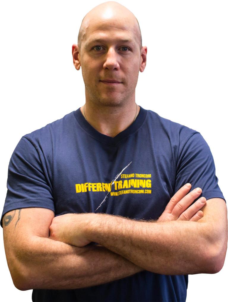 Stefano Tronconi Personal Trainer a Firenze