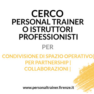 personal trainer a firenze